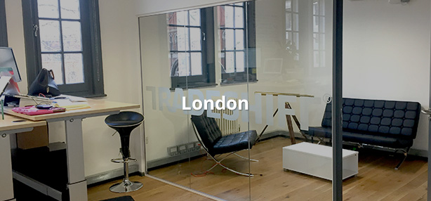 Tradeshift London Office